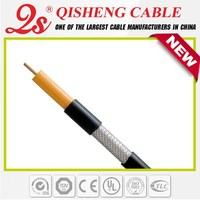 coaxial cable 10d ftxe rg9 coaxial cable rg500 coaxial cable