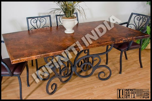 Wrought Iron Dining Table Buy Wrought Iron Dining Table  : Wrought Iron Dining Table from www.alibaba.com size 600 x 400 jpeg 55kB