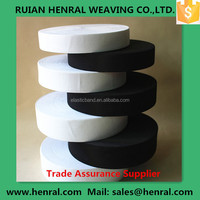 high quality knitted elastic rubber webbing band fabric