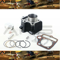 New 100cc 50mm Big Bore Kit for C50 70 Motorcycle Engine