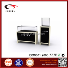 LED light mobile phone display cabinet