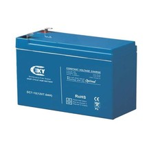 SMF Battery 12v 7ah deep cycle batteries for solar system