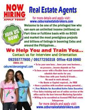We Help You and Train You......Hiring Real Estate Sales