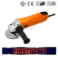 800W/1050W cheapest 115mm/125mm angle grinder metal cutting disc and handle