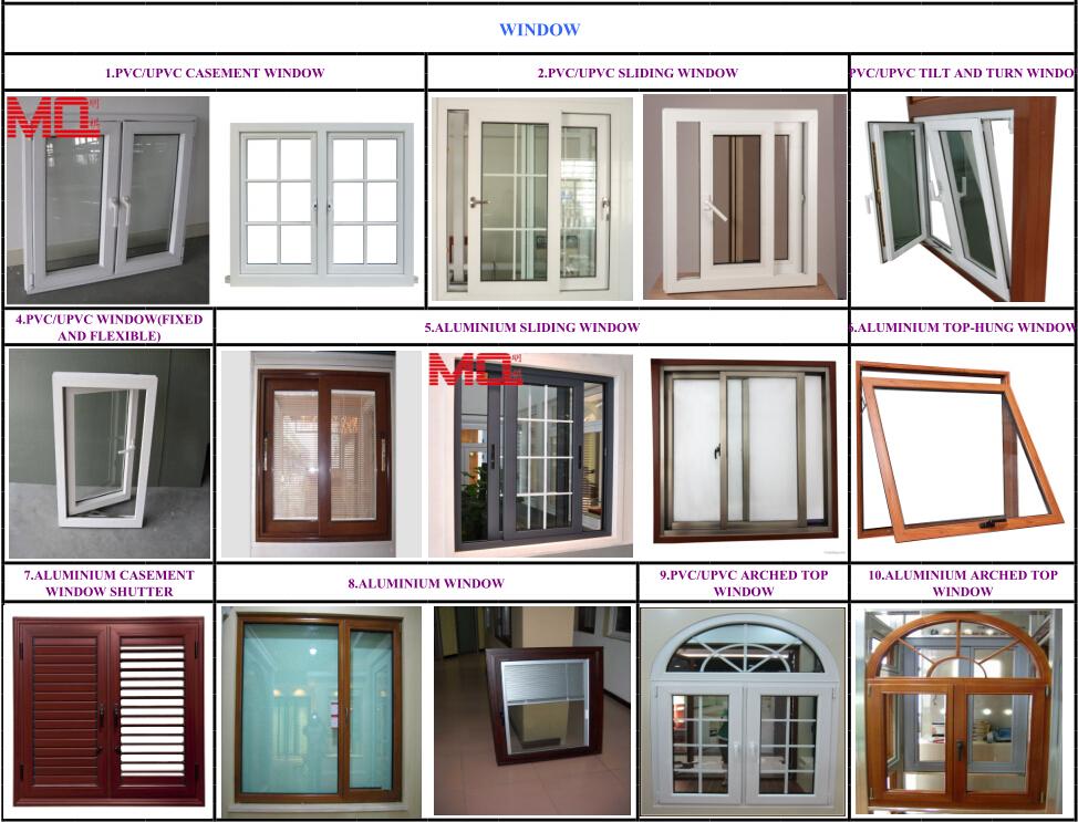 Pvc Windows Tanzania : Latest australia standard panel french doors pvc double
