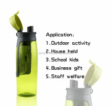 factory sale 2015 new design outdoor nice sport water bottle Food Grade Promotional water bottle