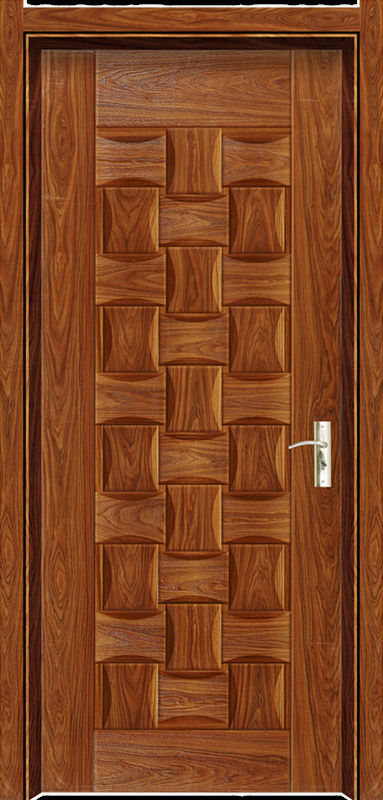 Imitation mould melamine economical door skin buy for Simple main door design