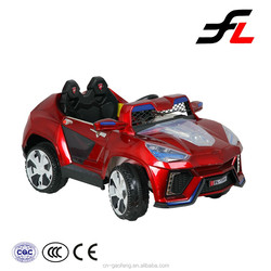 Hot sales alibaba manufacturer top quality baby ride on cars with push handle