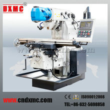 China Metal vertical horizontal fresadora universal precio LM1450C con CE
