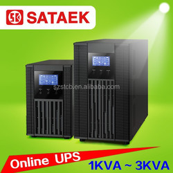 3000W Green-built-in battery that can be used with generators online UPS