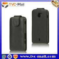 Xperia Sola Case Cover,Vertical PU Leather Flip Case for Sony Xperia Sola MT27i Pepper