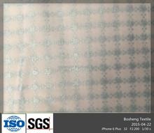 100 Polyester silver Powder/glod Print bed sheet fabric for making bedding sets,sofa fabric