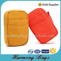 Promotional compact carry canvas camera bag