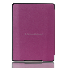 Fashion New High Quality Leather Case for KOBO Aura H2O