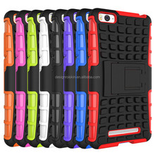 Mix color mobile phone case for xiaomi 4i smart cover