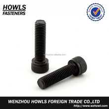 High quality DIN912 alloy steel grade 12.9 allen bolt (M5-M20)
