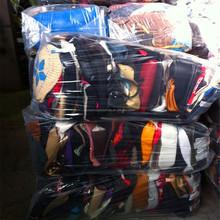 Buena segunda mano de la alta calidad de la ropa usada en miami