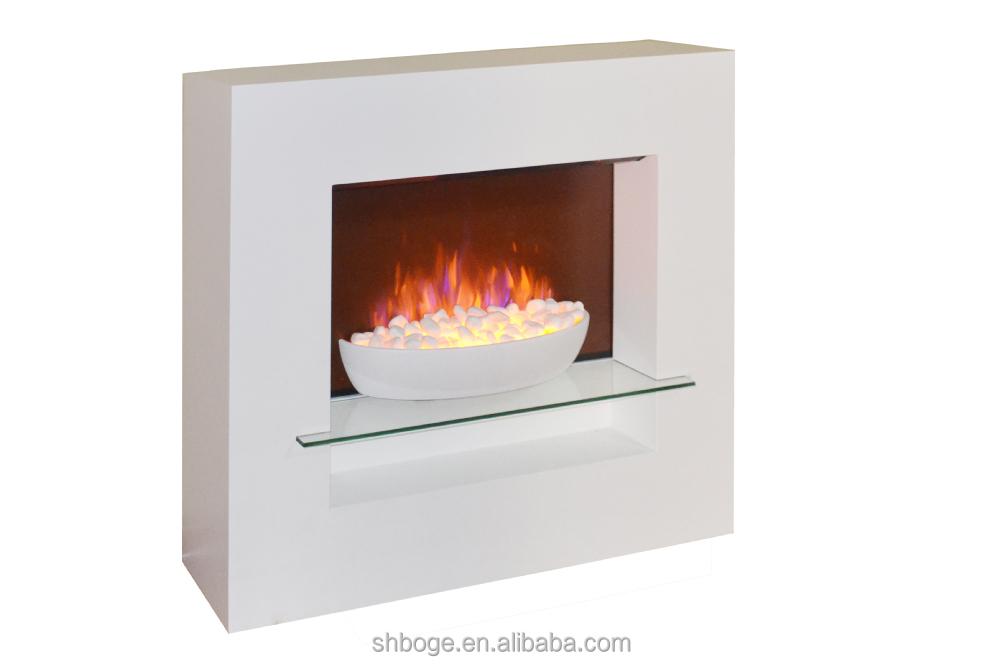 Modern Bowel Insert Electric Fireplace