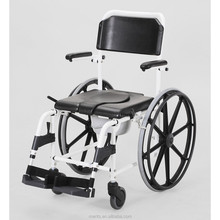C200 convenient safe bathroom commode wheelchairchair