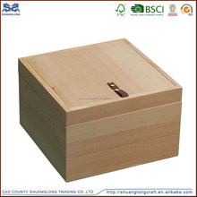 2015 hot sale small wooden box wholesale , art minds wooden box