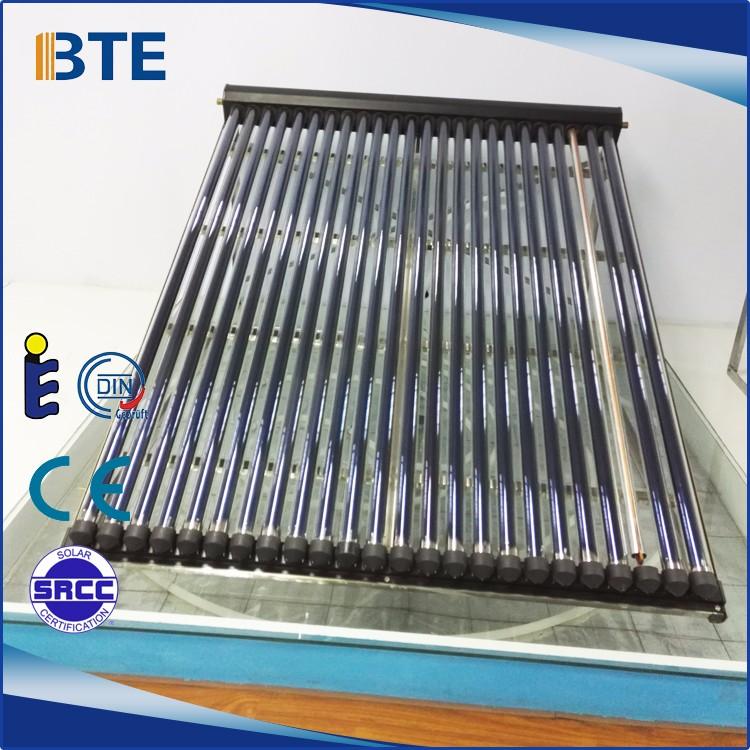 Mais novos 2017 produtos quentes barato sistema de aquecedor de água solar da tubulação de U na China
