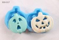 pumpkin shaped silicone cake mould,silicone pumpkin shape cake mold,halloween decoration mold