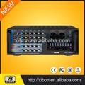 tubo amplificador de áudio profissional digital echo karaoke amplificador