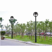 YHD-117 Creative Fashion Design Die-casting Aluminum Lighting Housing IP65 Outdoor Garden Lamp Post