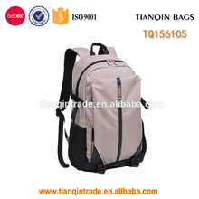 low price polyester bags high school backpack