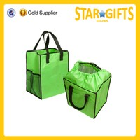 Top selling insulated foil lining cooler bag eco-friendly large soft sided cooler bags