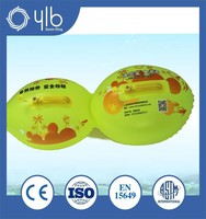 Practical inflatable kid swim ring toy