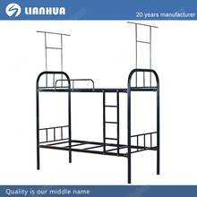 Cheap College school iron bunk bed