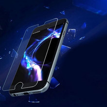 Tempered Glass Screen Protector pelicula iPhone 5/5s/5c Glass Film Front And Back 0.33mm 2.5D With Retail Package