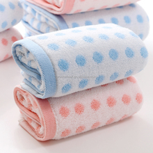 Terry cloth elegant bamboo charcoal fabric towel