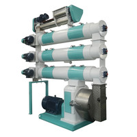 Widely used sinking fish feed pellet maker machine