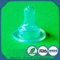 inodoro pezón bebé de silicona transparente, silicona pezones bebé caucho, pezón bebé de silicona líquida