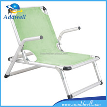 Outdoor leisure camping portable folding chair beach