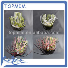 New design top selling colorful soft fishing lure/soft colorful lure fishing