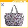 2015 Pretty Nylon Purple Baby Diaper Bags