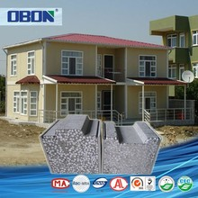 OBON environmental friendly cost effective prefabricated beach house