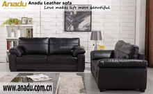 new arrival classic sofa 1+2+3 restaurant sofa office leather sofas:
