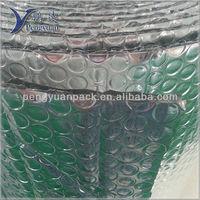 Aluminum bubble foil insulation ,Reflective Insulation material,Bubble roof insulation wrap