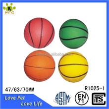 Promotional rubber foam mini basketball