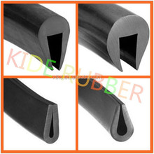 Factory price! rubber U channel seal strip for car