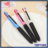 japanese stationery import 3 colors multifunction ballpoint touch pen stylus ball pen