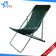 folding relax portable outdoor backrest beach chair