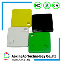 Square Shape Bluetooth Anti-lost Finder Bluetooth Locator For Cell Phone