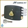 Security hot sale rim latch door lock Kale Type popular in Iran market