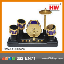 Hot Sale Toy Musical Instrument Children Drum Set