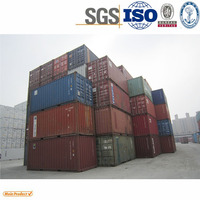 20ft used shipping container for sale export SOC container